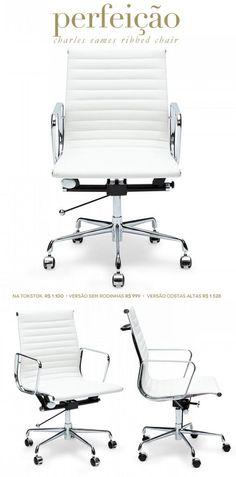Cadeira Eames_ Perfeita Mais