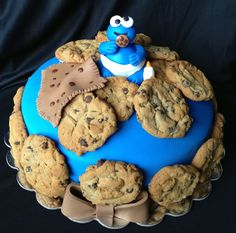 zana 39 s baby shower on pinterest cookie monster cookie monster cakes