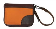 Overland wallets are designed with lots of storage and organization.