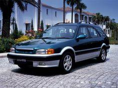 Toyota Sprinter Carib (AE110G) '08.1995–03.1997