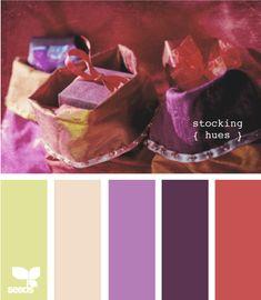 stocking hues