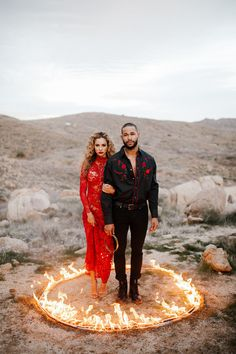 Ritual Union: A Wedding Shoot With A Difference