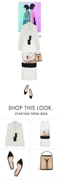 """""""Untitled #2116"""" by wizmurphy ❤ liked on Polyvore featuring MICHAEL Michael Kors, Brian Atwood, Tory Burch, 3.1 Phillip Lim, Marie Hélène de Taillac, women's clothing, women, female, woman and misses"""