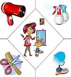"ЛЕПБУК ЗА ТЕМОЮ ""СВІТ ПРОФЕСІЙ"" English Activities, Preschool Activities, Easy Crafts For Kids, Projects For Kids, Community Helpers Preschool, File Folder Games, Paper Gift Box, Speech Therapy, Teaching"