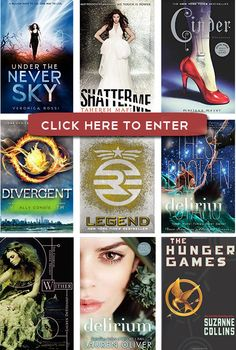 Love Dystopians? Enter to win a whole mess of them or a cute little book themed necklace from JenettaPenner.com.