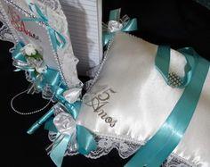Kit almofada para sapato e caderno de mensagens...