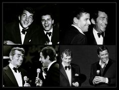 Dean Martin and Jerry Lewis through the decades