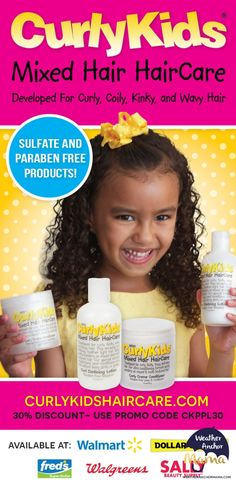Top 10 Hair Care Brands for Mixed Race Children {hair care for ...
