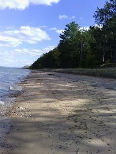 Lake Superior at Big Pine 10/11/2014
