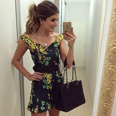 {Today} Macaquinho @anahovastore • #lookdodia #lookoftheday #ootd #selfie…