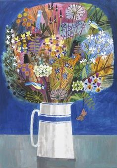 Mary Sumner Dream Vase