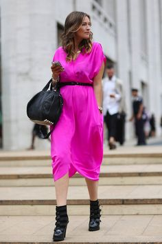 pow in pink - The Life Styled