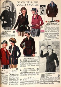 1920 and 1921 Fall Catalogue -Sears,Roebuck and Co.