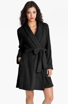 Midnight by Carole Hochman 'Into the Night' Robe | Nordstrom
