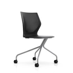 MultiGeneration by Knoll® Hybrid Base; new desk chair? (price is more at Home on the Harbor but may include seat pad and also shipping)