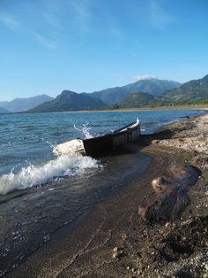Playa Arenales, Lago Ranco, Chile