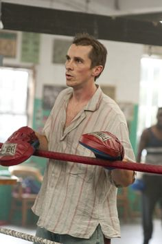 The Fighter (Christian Bale) - such extreme commitment to the role. I love Christian