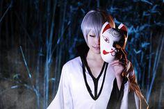 Kamiyou(卡米由) Gin Ichimaru Cosplay Photo - WorldCosplay