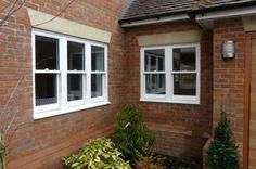 Aluminium Sash Windows are available in different configurations to provide you with the ideal vertical window opening.