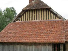 Decorative Ridge Tiles New Construction Residentialsingle Family Home  Terreal