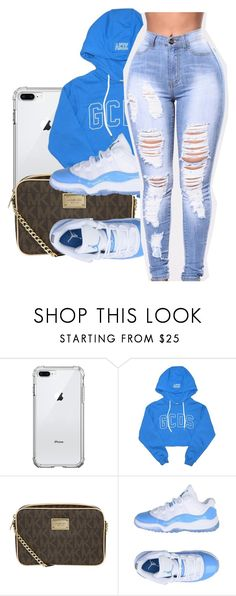 """Untitled #143"" by dejanioque0225 ❤ liked on Polyvore featuring MICHAEL Michael Kors"