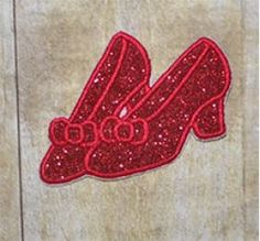 All Designs :: Ruby Slippers