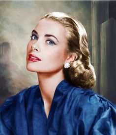 239f17a054 Grace Kelly retired from acting at the age of 26 to marry Rainier and began  her duties in Monaco. They had three children  Caroline