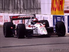 Michael Andretti - Lola T9200 Ford XB - Newman-Haas Racing - Toyota Grand Prix of Long Beach - 1992 PPG Indy Car World Series, round 3