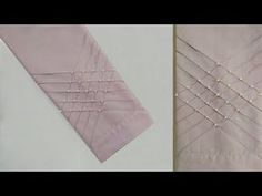 Sober trouser design | Step by step | The Latest Design - YouTube