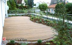 Holzbau und Zaunbau - Tschetschiko-Seele GmbH - Garten- und Landschaftsbau - Herzberg / Harz