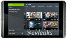 #Tech Nvidia Shield Tablet será presentada el 22 de julio y será fabricada por HTC,