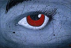 Caterina Arena eye rabbia