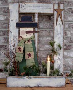 Heißen Sie Den Winter Bei Sich Zuhause Willkommen Mit Diesen Schönen  Dekorations Bastelideen... Rustikaler WeihnachtsschmuckWeihnachtsdeko ...