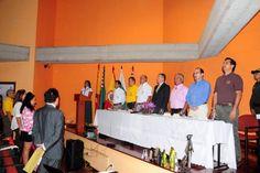 Grupo exaltado por Comité Cafeteros de Risaralda / Suministrada. http://www.latarde.com/noticias/risaralda/126578-risaralda-quiere-agregarle-marca-de-origen-a-su-cafe