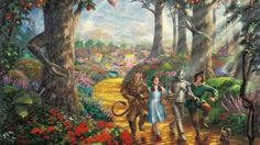 1366x768 The Wizard Of Oz