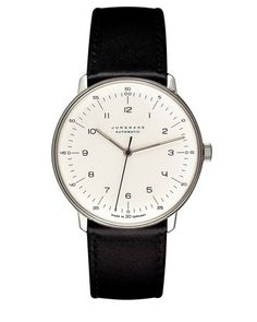Max Bill by Junghans Automatic Watch