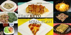 Caveman Keto's 7 Day Keto Meal Plan - Caveman Keto