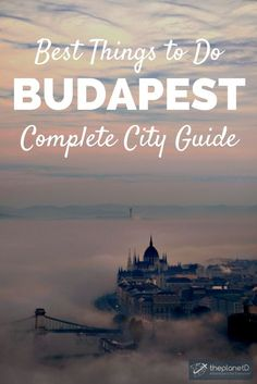 16 top things to do in Budapest, Hungary. Winter or summer, Budapest is a great European destination any time of year. Head to Gellert Hill Liberty Statue for great views of the city or immerse yourself in Budapest's culture with a food tour. Spend time in a ruin bar or head to the Central Market Hall for some shopping. Travel in Eastern Europe | Blog by the Planet D #Budapest
