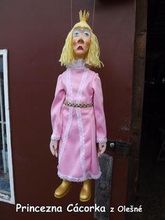 Princess Marionette. 50cm.
