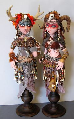 Witch Crafts: TRIBAL DIVAS! by Arley Berryhill