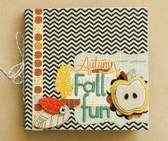 Un mini album pour célébrer l'automne !