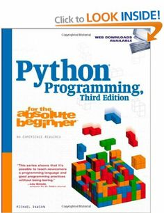 Introduction to Python computer programming applications.