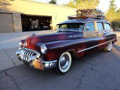 1950 Buick Estate Wagon Super