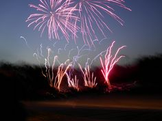 Fireworks, Rindge, NH
