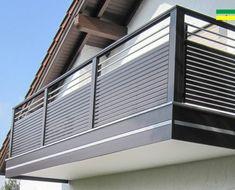 Alu Balkongeländer 124 Alu balcony railing 124 alu balcony railing 124 The post alu balcony railing Balcony Grill Design, Balcony Railing Design, Small Balcony Design, Modern Balcony, Window Grill Design, Stair Railing, Door Design, Balustrade Balcon, Balustrades