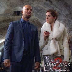 Monilla on suunnitelmia John Wickin pään menoksi...   JOHN WICK: CHAPTER 2 nyt elokuvateattereissa           @NordiskFilmFi