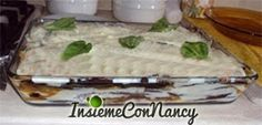 Parmigiana in bianco di don Gennarino