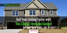 Marketing gets over-complicated sometimes. So here's a simple, cheap way to market your listing. #RealEstate #Realtor #Listing #Marketing #Success #TopProducer