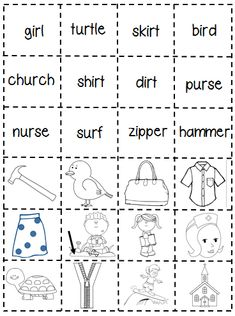 Do your students need more work on the sounds er, ir and ur? Mine did so I made a couple of activities for my students to work on at their ...