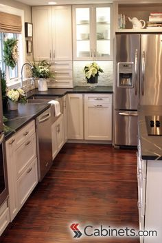 Shaker U0026 Shaker II Photo Gallery | Cabinets.com By Kitchen Resource Direct  | House Plans | Pinterest | Thanksgiving, Gray And Blog